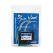 Iggual Cartucho Reciclado HP Nº 901XL CC654A Negro PSICC654A