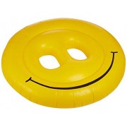 Swimline Flotador para Piscina con Cara Sonriente