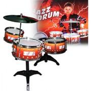 7 Pcs Drum Set Musical Band Instrument Playset Toys