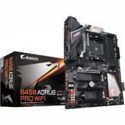 Tarjeta Madre AORUS B450 Aorus Pro WiFi AM4 DDR4 ATX RGB