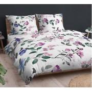 Burgundy - bordó ágytakaró párnahuzatok nélkül 220x240 cm