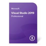 Visual Studio 2019 Professional elektronikus tanúsítvány
