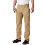 Columbia Ultimate ROC Flex Pantalón para Hombre, Crouton, 36W x 30L