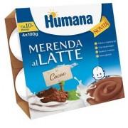 Humana Italia Spa Humana Mer Latte Cioc 100gx4pz