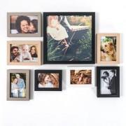 smartphoto Bilderrahmen weiss 40 x 40 cm