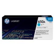 Tóner HP 650A color cyan para laserjet, CE271A