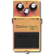 BOSS Audio - Distortion Pedal - Orange