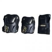 Protectii coate, genunchi si incheieturi Street Gear II SPARTAN
