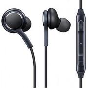 Earphones Headphones Headset Handsfree Black For Samsung Galaxy S8 & S8 Plus+ AKG EO-IG955 Remote + Mic Hands free Earphone