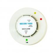 Detector de gaz metan si monoxid de carbon Secor 1000, detector dual, transport gratuit