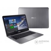 "Laptop Asus VivoBook E403NA-GA108T 14"" notebook Win10, gri, layout tastatura maghiara"