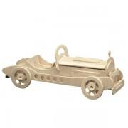 Pebaro puzzle 3D lemn Mercedes SSKL