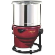 AMIRTHAA TLT Tilting Tabletop Wet Grinder (Wine Red) Wet Grinder(Maroon)