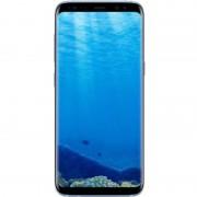 Telefon mobil Samsung G950F Galaxy S8 Dual Sim, Blue, 4G, RAM 4GB, Stocare 64GB