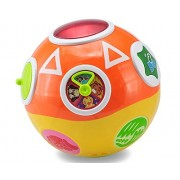 Tic Tac Toys @ Spin Ball with Music, Animal Sounds, Numbers & Shapes
