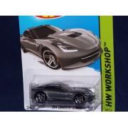 2014 Hot Wheels Hw Workshop (207/250) - 2014 Corvette Stingray