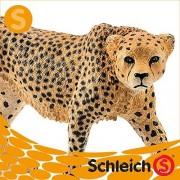 Schleich Schleich company figures 14,746 cheetah (female) Cheetah female