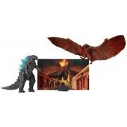 Jakks Pacific Godzilla - Godzilla & Rodan - Monster Matchups