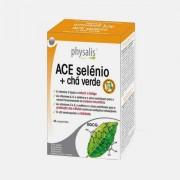 PHYSALIS ACE SELENIUM + CHA VERDE 45 COMPRIMIDOS