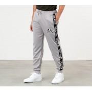 Jordan Classics Tricot Warmup Pants Atmosphere Grey/ Black/ White