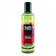 Sampon cu pepene, pt. par normal sau uscat, Faith in Nature, 250 ml
