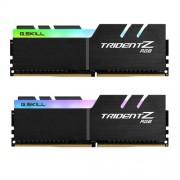 Memorija 16GB (2x8GB) DDR4-3000 UDIMM G.Skill Trident Z RGB F4-3000C16D-16GTZR