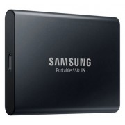 Samsung T5 Portable Deep Black 2TB USB 3.1 Solid State Drive