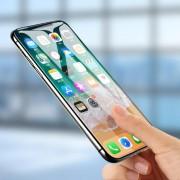 Apple Benks VPRO 0.3mm gebogen rand Tempered glas voor iPhone X