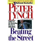 Beating the Street, Paperback