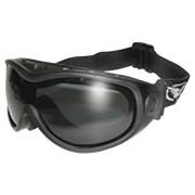 Modeka Allstar Kit Sonnenbrille Schwarz Einheitsgröße