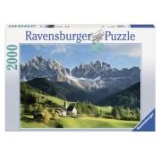 PUZZLE MUNTII DOLOMITI, 2000 PIESE - RAVENSBURGER (RVSPA16674)