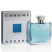 Azzaro chrome eau de toilette vapo uomo 100 ml