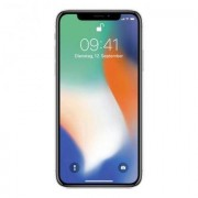 Apple iPhone X 256 GB Plata muy bueno reacondicionado