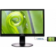 Monitor LED 23.8 Philips 241P6EPJEB IPS Full HD 5 ms Negru