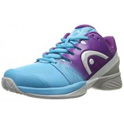 Head Women s Nitro Pro Tennis Shoe Aqua/Violet 7.5 B(M) US