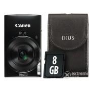 Aparat foto Canon Ixus 190 Essential kit, negru