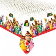 Liragram Super MarioToalha de Mesa em Plástico 120 x 180 cm
