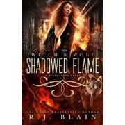 Shadowed Flame: A Witch & Wolf Novel, Paperback/Rj Blain