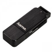 "Четец- ""All in One"" USB 3.0 SuperSpeed Multicard Reader, черен HAMA-123901"