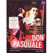 Video Delta Donizetti - Don Pasquale - DVD