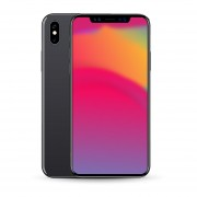 iPhone X 64GB-Space Gray