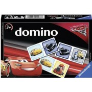 Joc Domino Disney Cars 3. Continut 28 de cartonase.