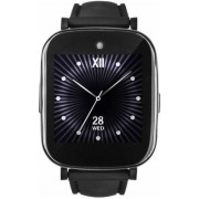 "Smartwatch Cronos Fusion, LCD Capacitive touchscreen 1.54"", Bluetooth, 2G, Functie telefon (Negru)"