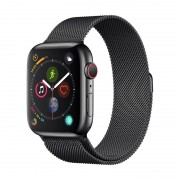 Devia Řemínek pro Apple Watch 38mm / 40mm - Devia, Milanese Black