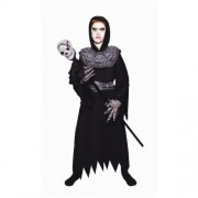 Rg Costumes 90119-M Skull Hunter Costume - Size Child-Medium