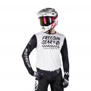 Freegun Crossshirt Freegun Speed Weiß