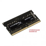 Kingston 4GB DDR4-2400MHz SODIMM CL14 HyperX Impact