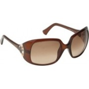 Emilio Pucci Spectacle Sunglasses(Brown)
