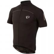 Pearl Izumi Pro Pursuit Wind Short Sleeve Jersey - Black/Black - S - Black/Black