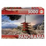 Puzzle 3000 Monte Fuji - Educa Borras